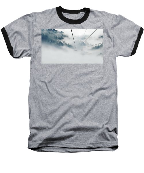 Into The Abyss Baseball T-Shirt