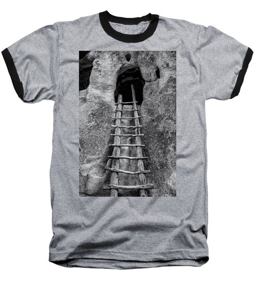 Into The Alcove Baseball T-Shirt
