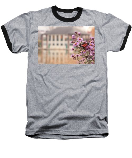 Into The Asters Baseball T-Shirt