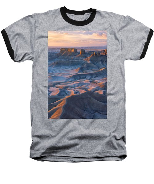 Into The Badlands Baseball T-Shirt