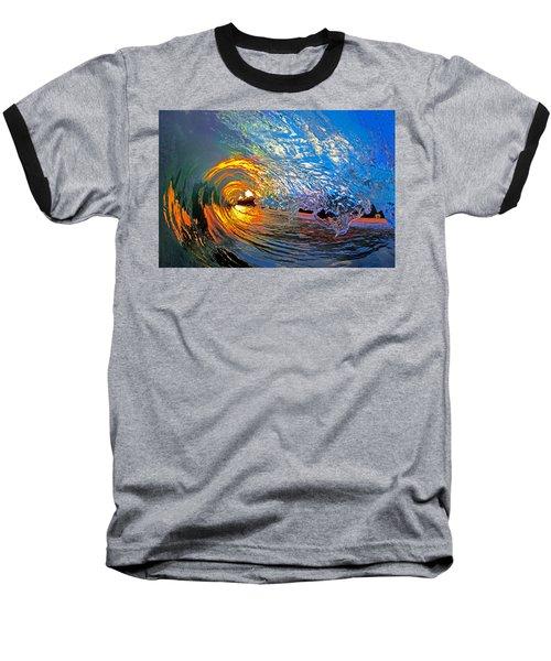Into The Blue Baseball T-Shirt