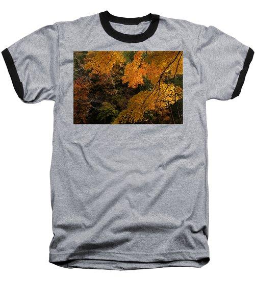 Into The Fall Baseball T-Shirt