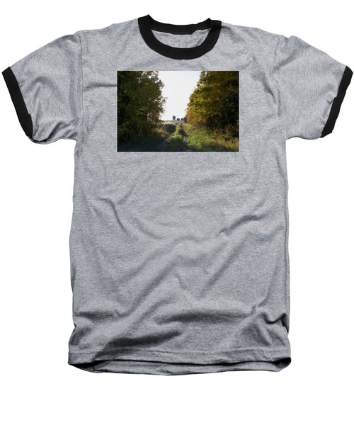 Into The Fields Baseball T-Shirt by Ellery Russell