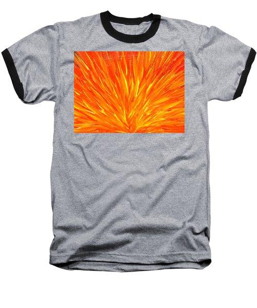 Into The Fire Baseball T-Shirt