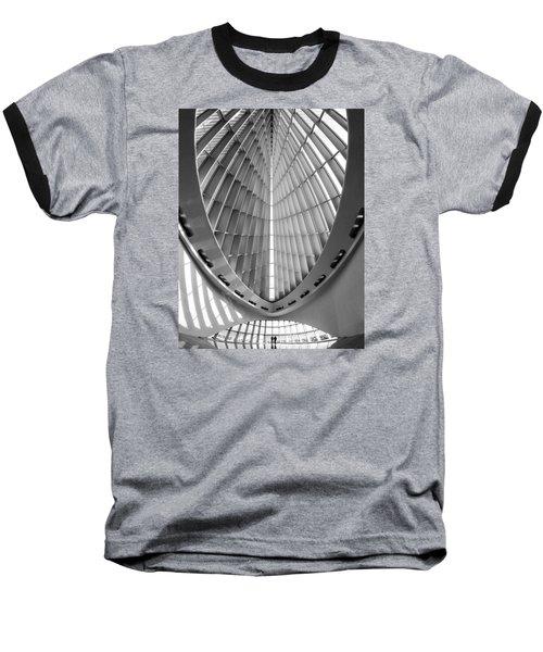 Into The Future Baseball T-Shirt