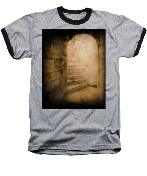 London, England - Into The Light II Baseball T-Shirt