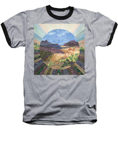 Into The Mystery Baseball T-Shirt