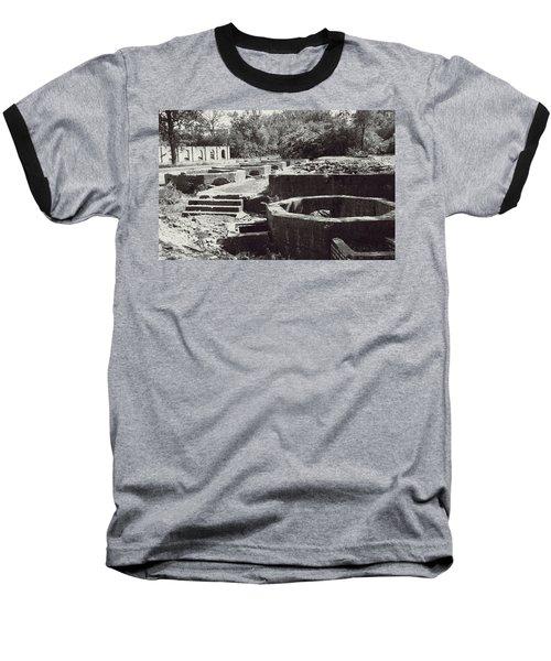 Into The Ruins 1 Baseball T-Shirt