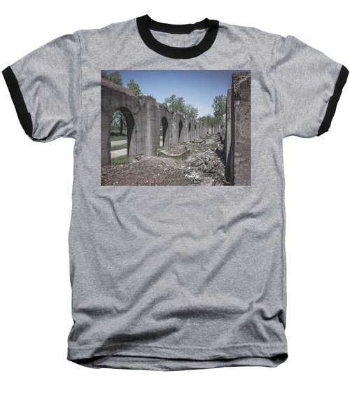 Into The Ruins 2 Baseball T-Shirt