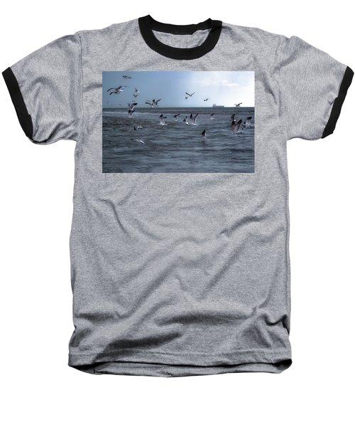 Into The Storm Baseball T-Shirt