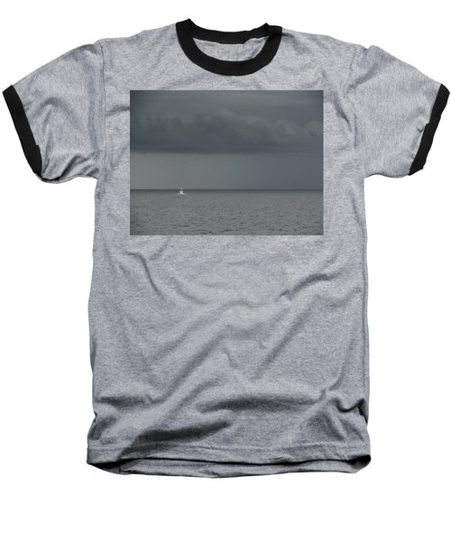 Into The Storm Baseball T-Shirt