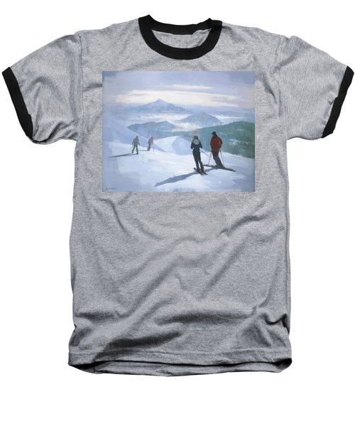 Into The Valley Baseball T-Shirt