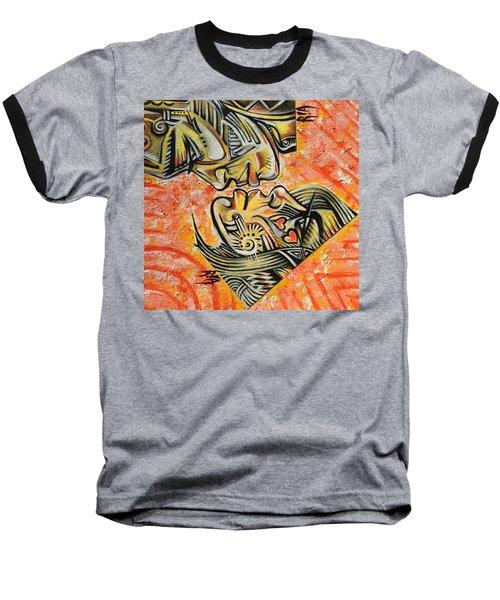 Intricate Intimacy Baseball T-Shirt