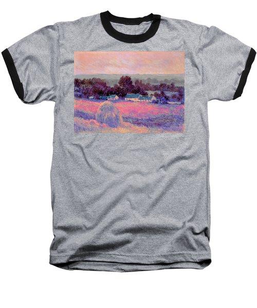Inv Blend 10 Monet Baseball T-Shirt by David Bridburg