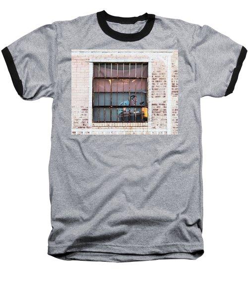 Inventory Time Baseball T-Shirt