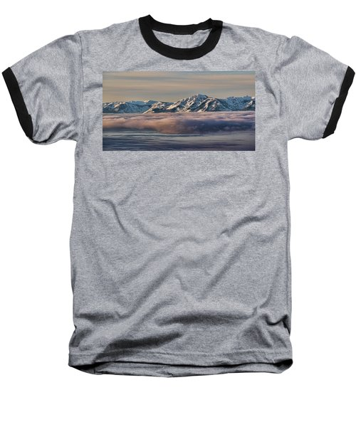 Inversion Tahoe Baseball T-Shirt