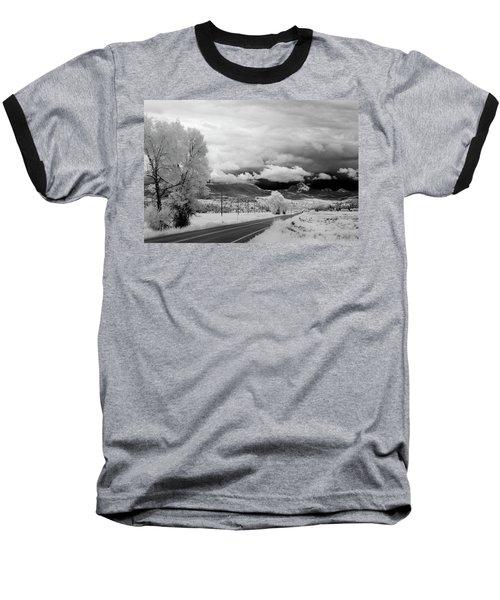 Invisible Drive Baseball T-Shirt