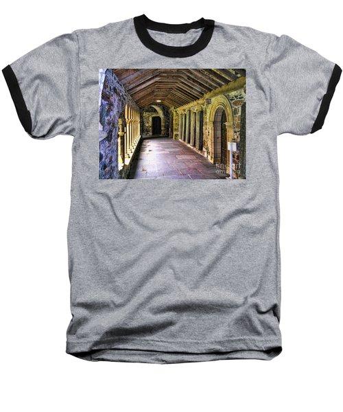 Arched Invitation Passageway Baseball T-Shirt