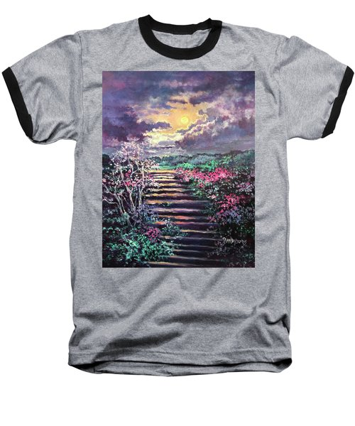 Invitation To Heaven Baseball T-Shirt