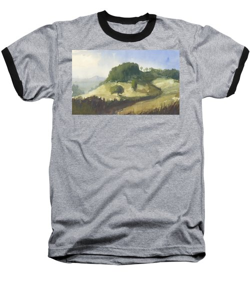 Inviting Path Baseball T-Shirt