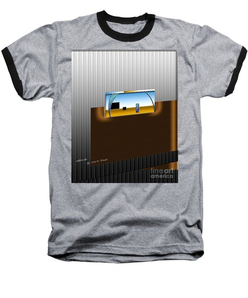 Inw_20a6111_sickle-to-silo_diag Baseball T-Shirt
