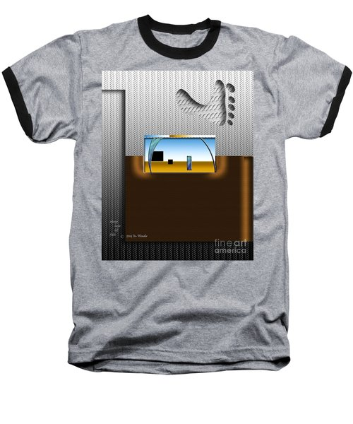 Inw_20a6112_always-never-left-fields Baseball T-Shirt