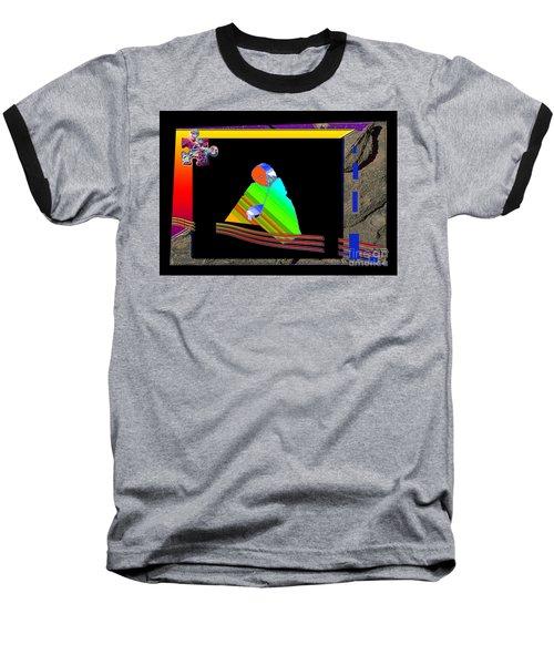Inw_20a6454_between-rocks Baseball T-Shirt