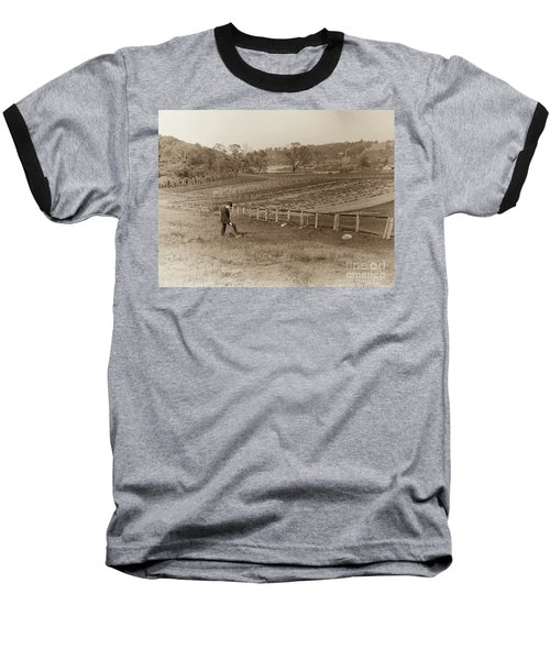 Baseball T-Shirt featuring the photograph Inwood 1906 by Cole Thompson