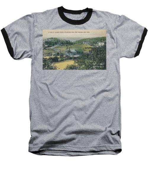 Inwood Postcard Baseball T-Shirt