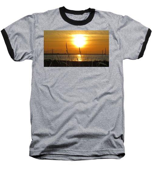 Iona Beach Park Baseball T-Shirt