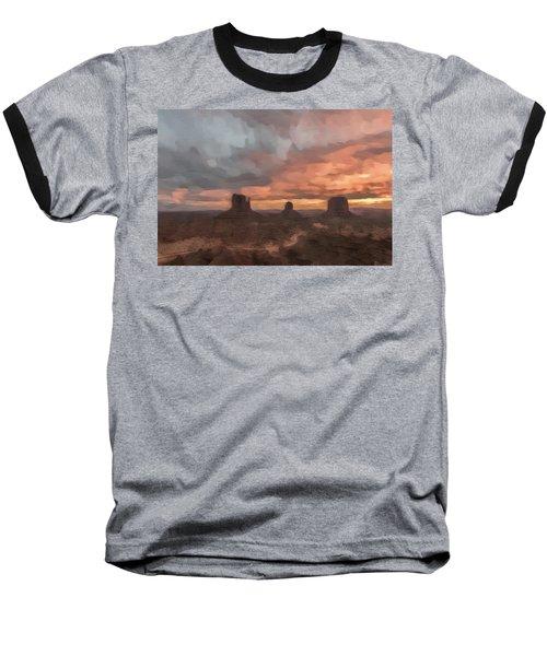 Io'u Baseball T-Shirt by Jon Glaser