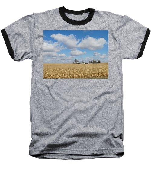 Iowa 3 Baseball T-Shirt