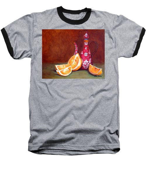 Iranian Lemons Baseball T-Shirt
