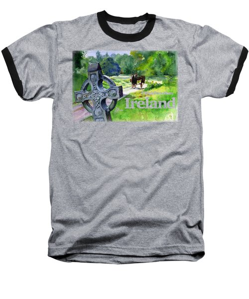 Ireland Shirt Baseball T-Shirt