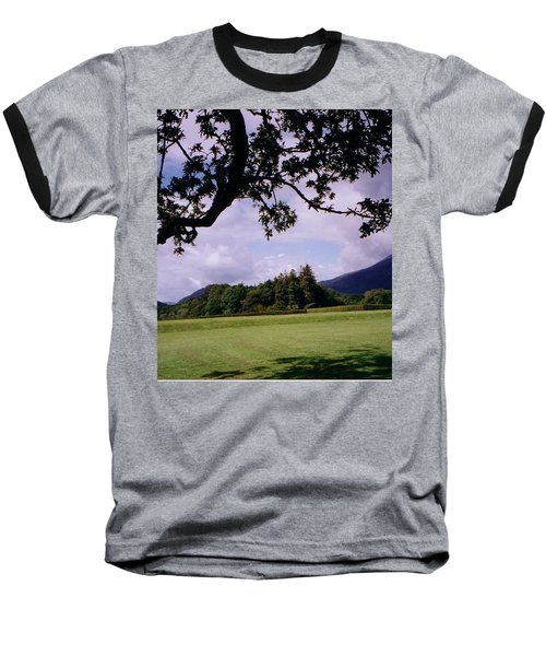 Ireland View Baseball T-Shirt