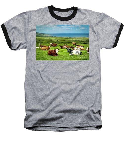 Ireland - Westcoast Baseball T-Shirt