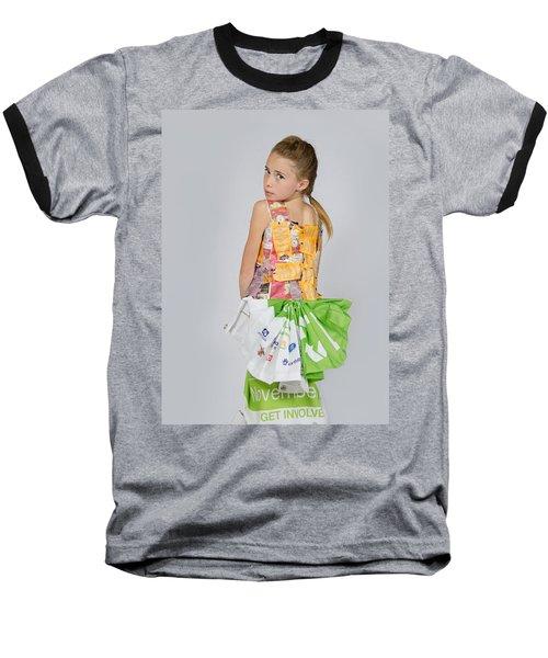 Irene In Tea Bags Shirt And Banners Skirt Baseball T-Shirt
