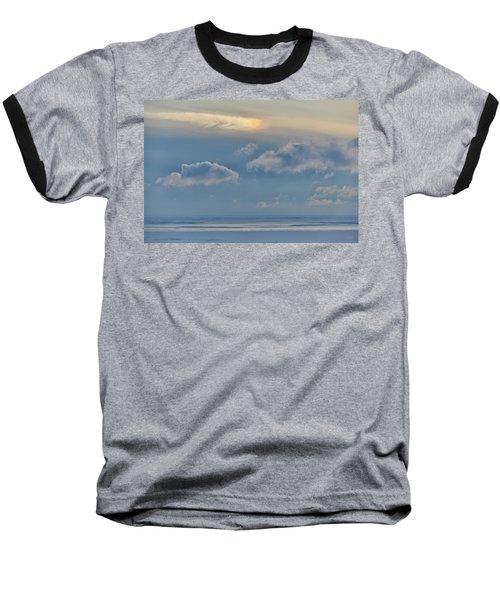 Iridescence Horizon Baseball T-Shirt