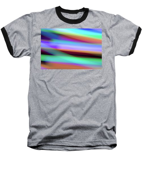 Iridescence Baseball T-Shirt