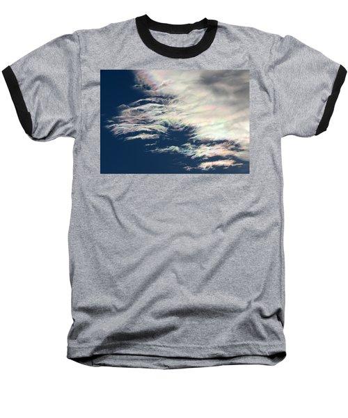 Iridescent Clouds 3 Baseball T-Shirt