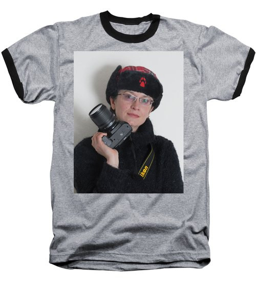 Irina By Mark 2 Baseball T-Shirt