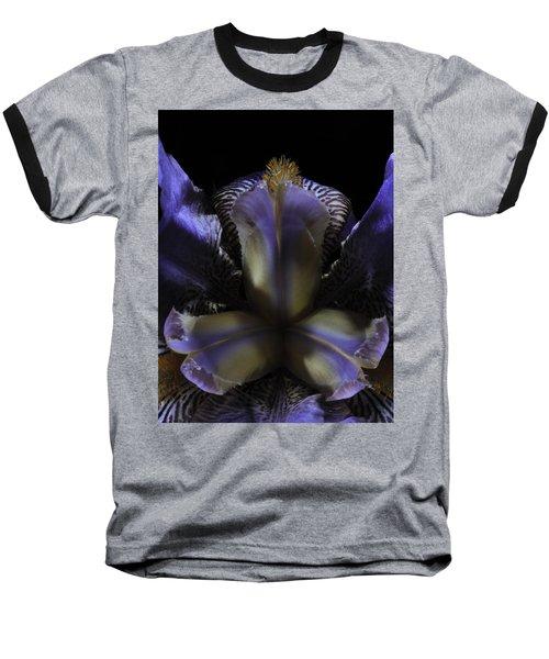 Iris Aglow Baseball T-Shirt