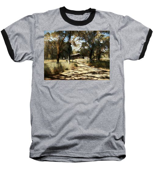 Iris Barn Baseball T-Shirt