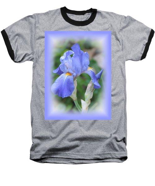 Iris Beauty Baseball T-Shirt