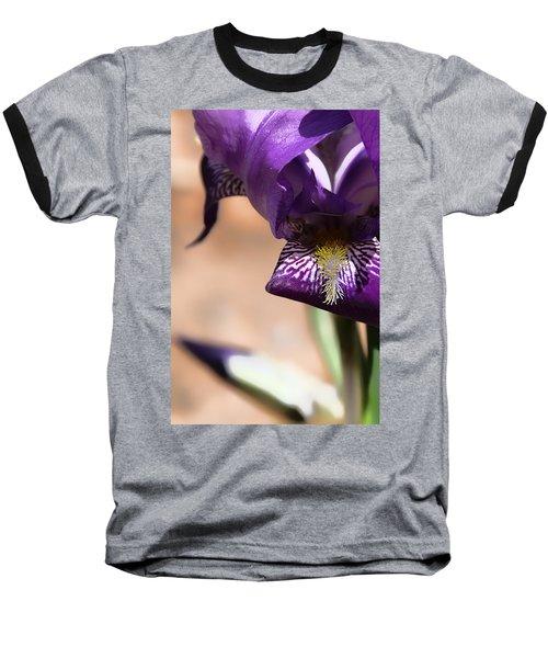 Iris Gemanica Baseball T-Shirt