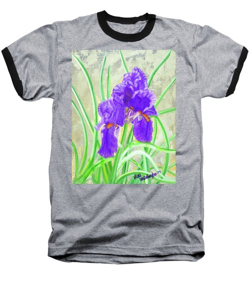 Iris Hope Baseball T-Shirt