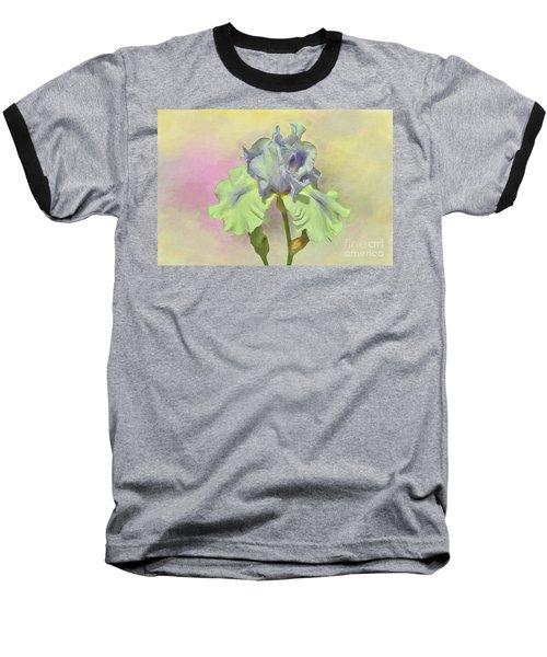 Iris Pastels Baseball T-Shirt