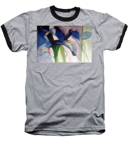 Iris  Power Baseball T-Shirt