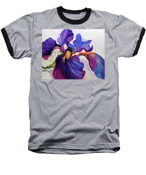 Iris Serenity Baseball T-Shirt