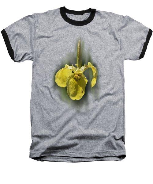 Iris T Shirt Baseball T-Shirt by Jivko Nakev